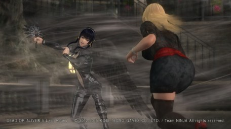 DEAD OR ALIVE 5 Last Round__44