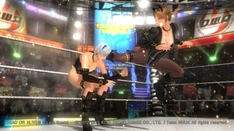 DEAD OR ALIVE 5 Last Round__83
