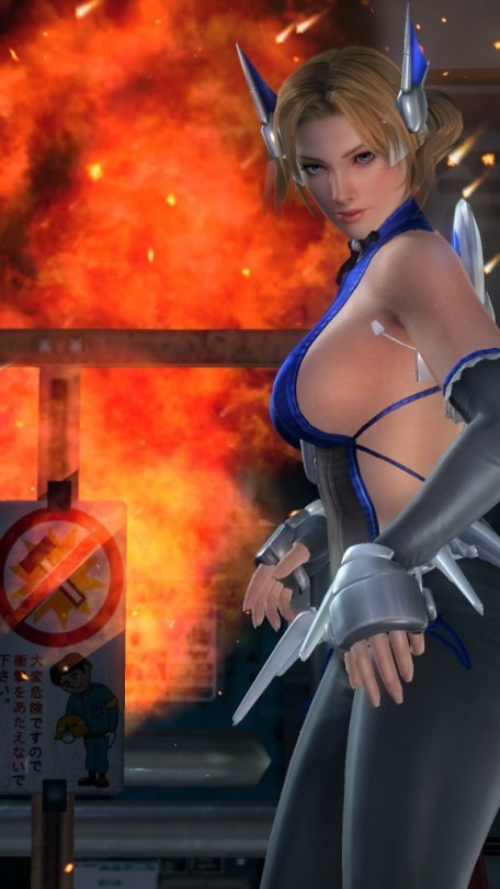 DEAD OR ALIVE 5 Last Round_20150727104129