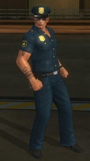 極悪警官R