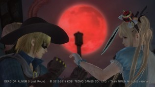 DEAD OR ALIVE 5 Last Round_