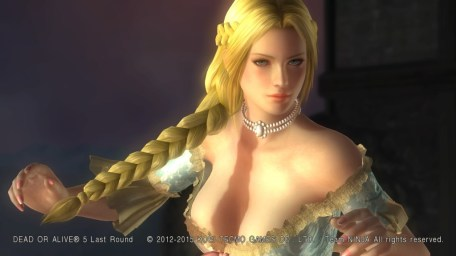 DEAD OR ALIVE 5 Last Round__19