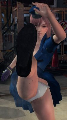 DEAD OR ALIVE 5 Last Round_20180106034234