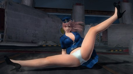 DEAD OR ALIVE 5 Last Round_20180106041025