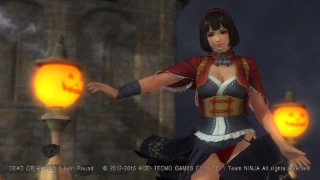 DEAD OR ALIVE 5 Last Round__206
