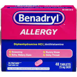 Does Benadryl Raise Blood Pressure?
