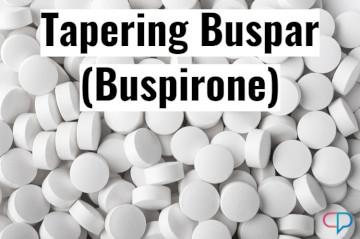 Does Buspar Cause Withdrawal?