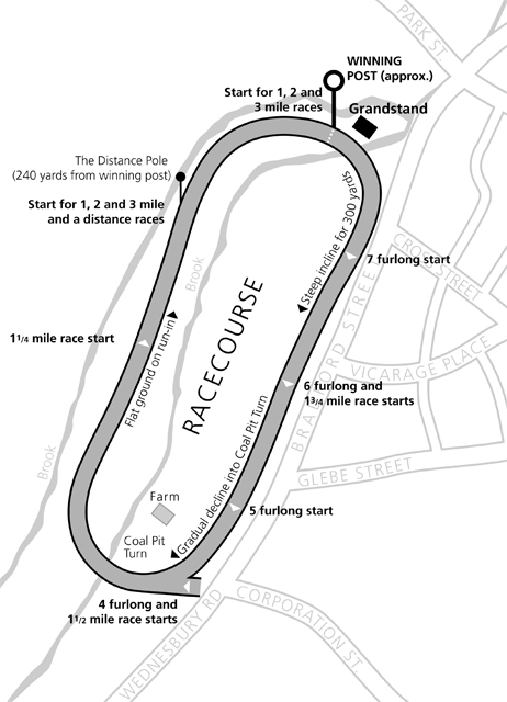 Walsall Races