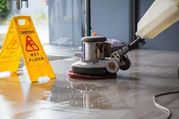 Janitorial & Building Maintenance