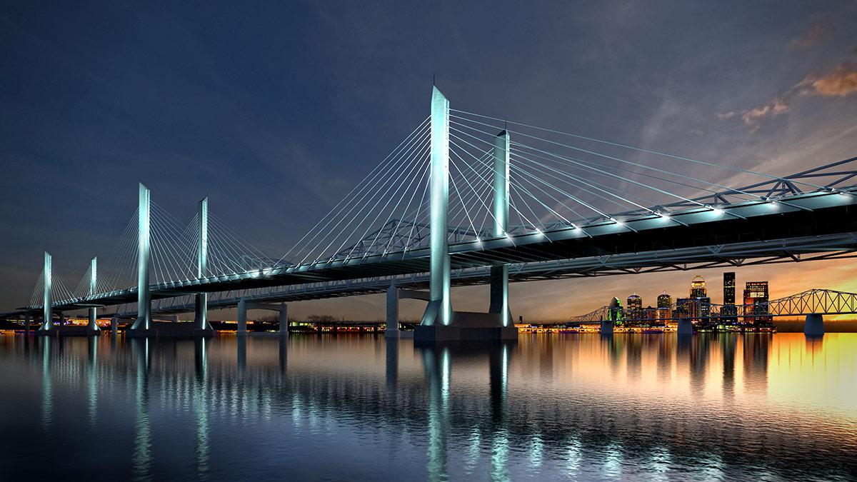 Ohio River Bridges  Downtown Crossing