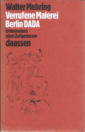 Verrufene Malerei - Berlin DADA
