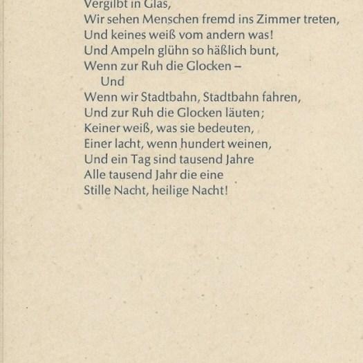 Erinnerungsblatt