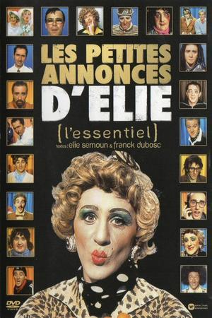 Elie Semoun Les Petites Annonces : semoun, petites, annonces, Petites, Annonces, D'Elie, L'essentiel, (2008), Trakt.tv