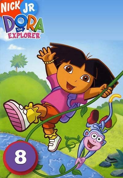 Dora and the Very Sleepy Bear - CBS