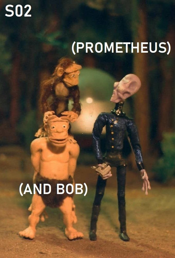 Promethius And Bob : promethius, Prometheus,