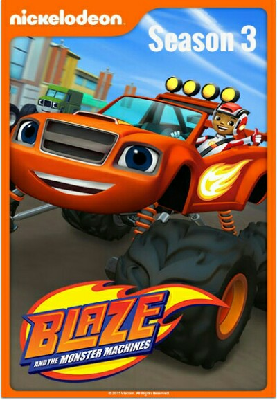 Blaze and the Monster Machines | The Big Ant-venture