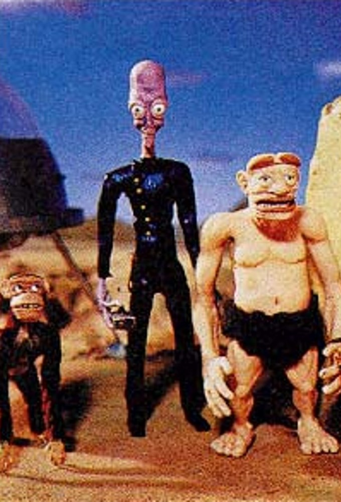 Prometheus and Bob: The Movie Every P&B short, put in