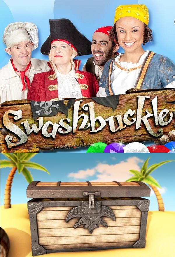 Swashbuckle Season 1 - Trakt.tv