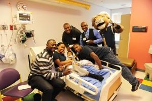 2013 Hospital Visits