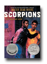 Image result for scorpions walter dean myers