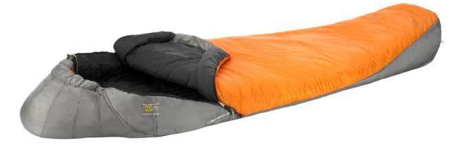 walterpinem - tips mendaki gunung - sleeping bag