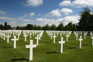 A Normandy Cemetery