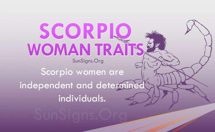 scorpio-woman-traits