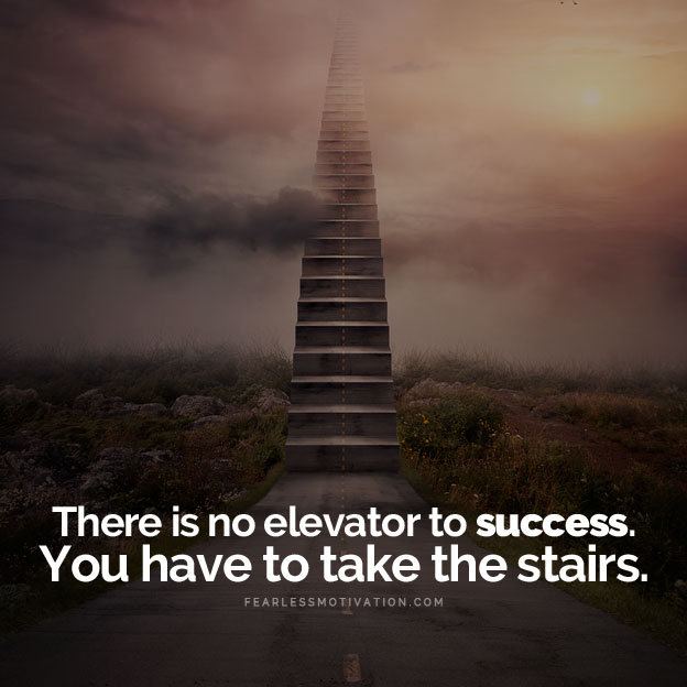 success-NO-elevator