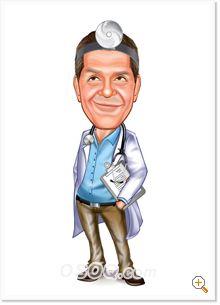 doc-caricature