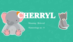 cherryl-name-meaning