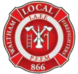 Waltham Professional Firefighters IAFF Local 866