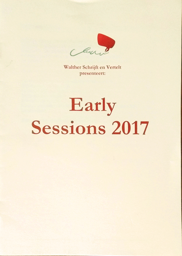 Early Sessions 2017