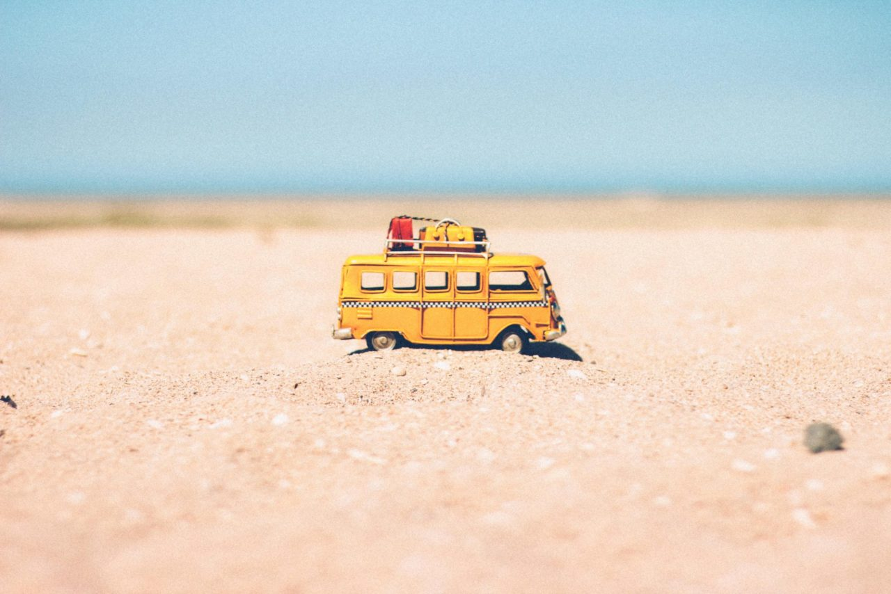 Toerist in eigen land