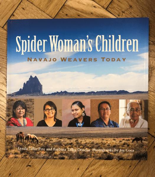 Spider woman's children by Lynda Teller Pete and Barbara Teller Ornelas
