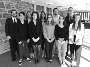 Eastern University's Enactus team.