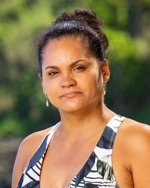 """Sandra Diaz-Twine, AKA the """"Queen of Survivor,"""" a Puerto Rican Army veteran, is one of two competitors to ever win Survivor twice."""