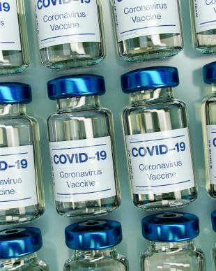 New COVID-19 vaccine grabs international attention.