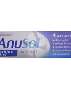 anusol soothing ointment 15g