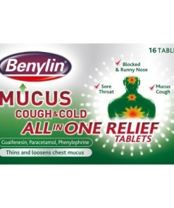 benylin cold