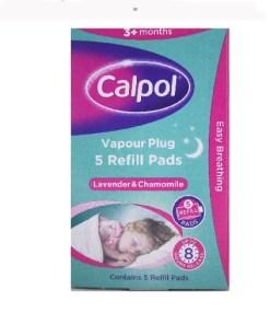 Calpol refills 5