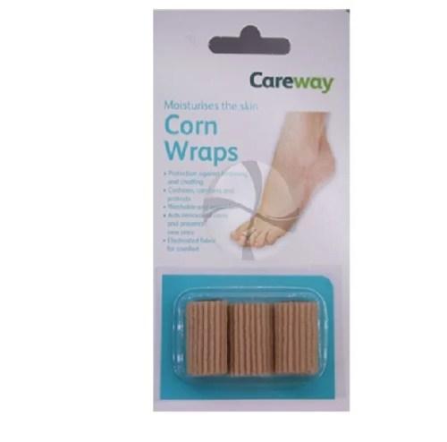 Careway Corn wraps