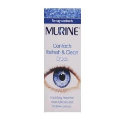 Murine eye drops