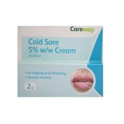 careway cold sore