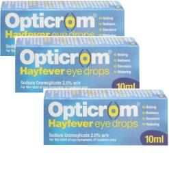 Opticrom 10ml x 3