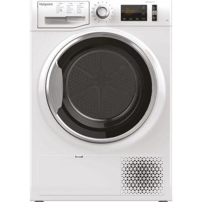 HOTPOINT ActiveCare NTM1182XB UK 8 kg Heat Pump Tumble Dryer – White