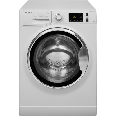 HOTPOINT ACTIVECARE NM11 1045 WC A Washing Machine – White