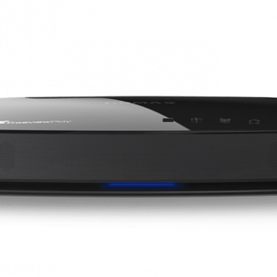 Humax Aura 2TB 4K Ultra HD Smart Android Freeview Play TV Recorder