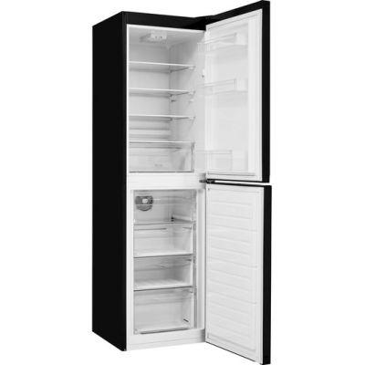 HOTPOINT HBNF55181BUK1 50/50 Fridge Freezer – Black