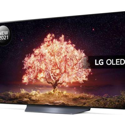 LG OLED55B16LA 55″ Smart 4K Ultra HD HDR OLED TV with Google Assistant & Amazon Alexa