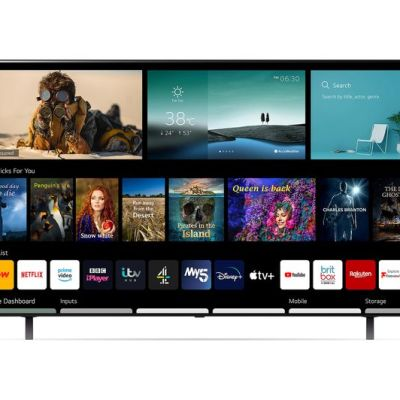 LG OLED55A16LA 55″ Smart 4K Ultra HD HDR OLED TV with Google Assistant & Amazon Alexa